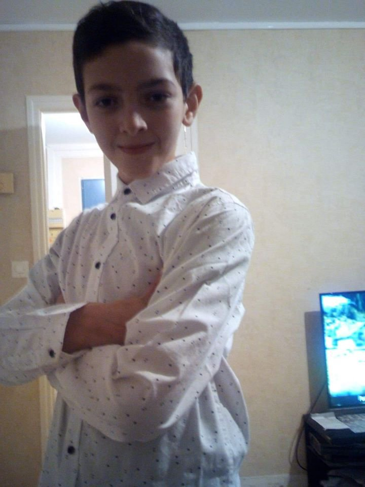 mon petit fils wail 11ans