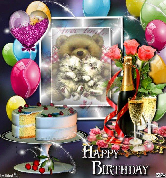 joyeux anniversaire a mon amie fleurine67