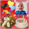 joyeux anniversaire a mon petit fils isaac  1 an aujourd hui