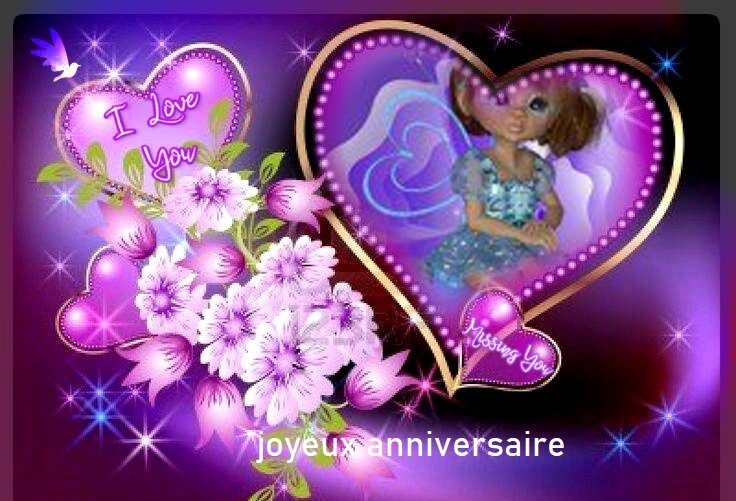 joyeux anniversaire a mon amie Evelyne-e