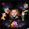 joyeux anniversaire a mon petit fils tony <fils de mon fils raphael et de celine son epouse >