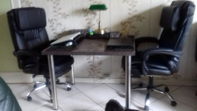 notre petit coin bureau