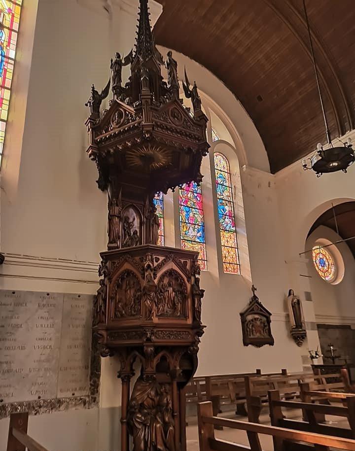 la cathedrale notre dame au havre
