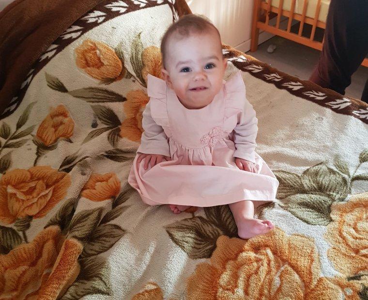 10 mois aujourd hui ma princesse