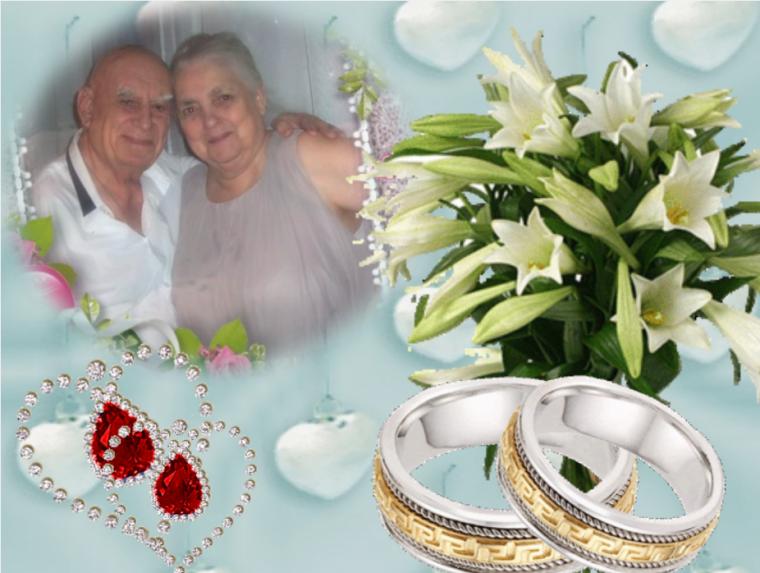 joyeux anniversaire de mariage  a mon ami dauphin 159112