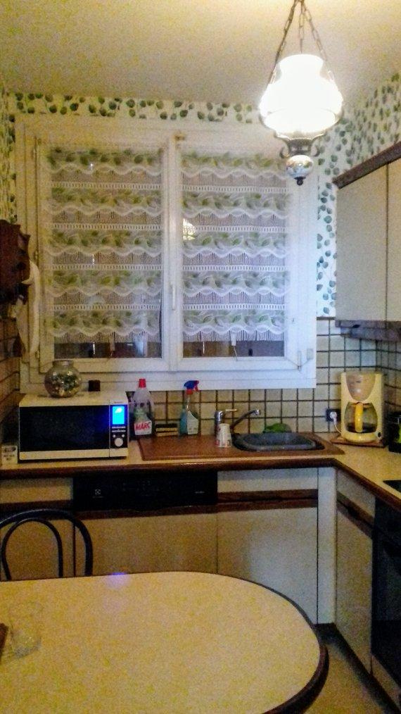 voila ma cuisine terminee pas facile car pas beaucoup de place