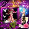 joyeux anniversaire a mon amie x-rubidiams-x