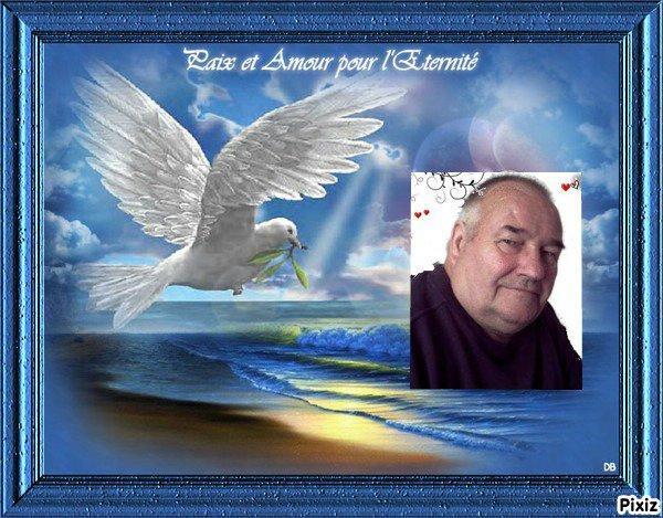 je viens d apprendre le deces  d un ami bloggeur au pseudo de papymouzo899et lechitlensois 2010