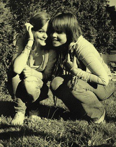 Maaité & Laaura . ♥