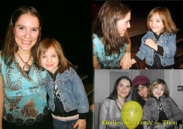 MOMENTS AVEC ELODIE LY ♥♪♪♥ Youtube ★ Forum ★ Photos ★ FaceBook ★ Test ★ Twitter  ★ GroupeFan ♥♪♪♥