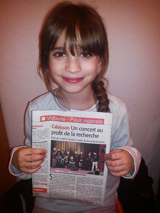 ELA (Association Européenne contre les Leucodystrophies) ♥♪♪♥ Youtube ★ Forum ★ Photos ★ FaceBook ★ Test ★ Twitter  ★ GroupeFan ♥♪♪♥
