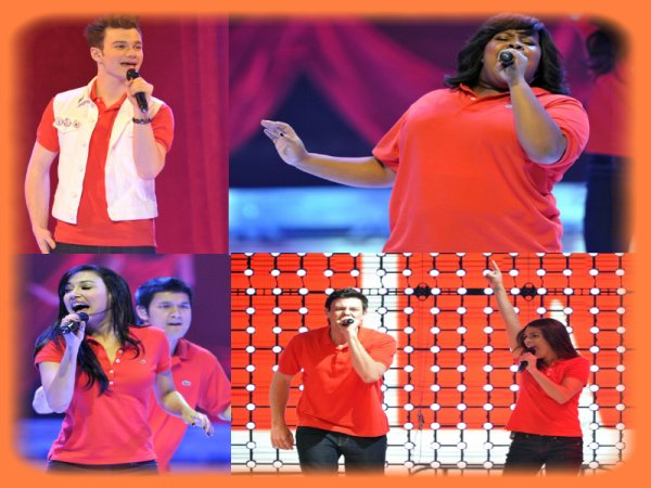 Glee Live Tour : Anaheim (Les photos) !