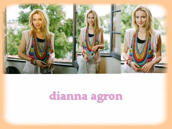 zoom sur diana agron suite (filmographie)
