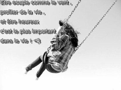 C'est le plus important dans une vie § ♥