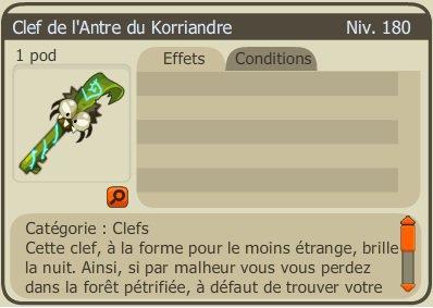 Le Korriandre !
