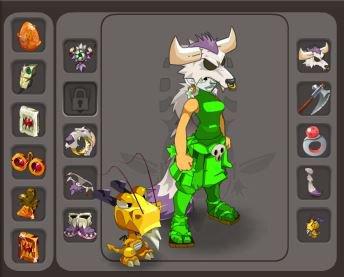 Les personnages de la Skory team