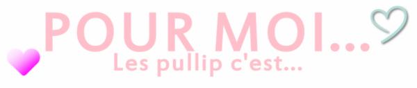 Pour moi... Les Pullip c'est...