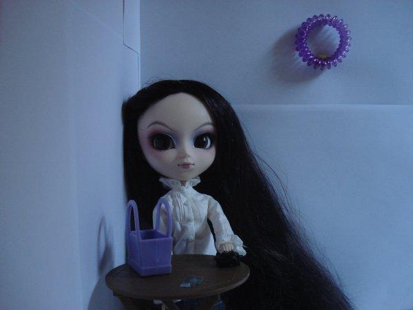 Aoline la sérieuse ! ♥ [Séance Photo n°3]