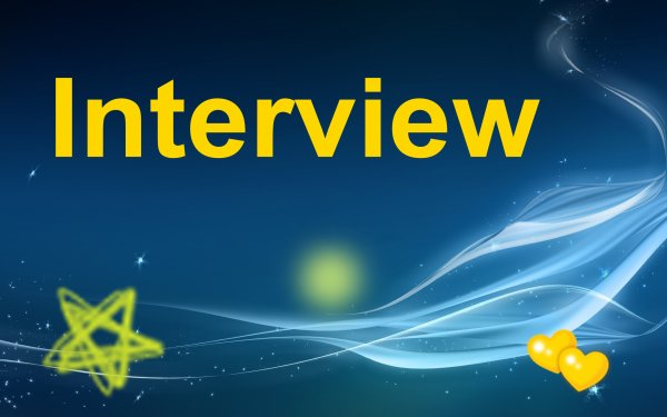 Partie Interview ♥