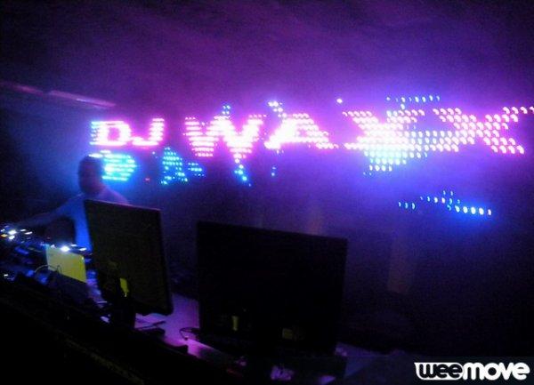 Playlist DJ WAXX - Janvier 2011