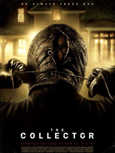 THE COLLECTOR (2009) de Marcus Dunstan
