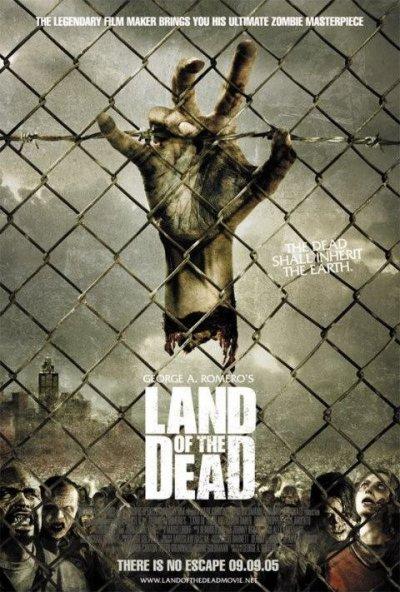 LAND OF THE DEAD (2005) de GEORGE A. ROMERO