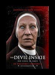 THE DEVIL INSIDE (2012) de WILLIAM BRENT BELL