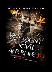 RESIDENT EVIL 4 : AFTERLIFE (2010) de PAUL W.S. ANDERSON