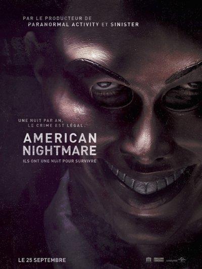AMERICAN NIGHTMARE (2013) de JAMES DEMONACO