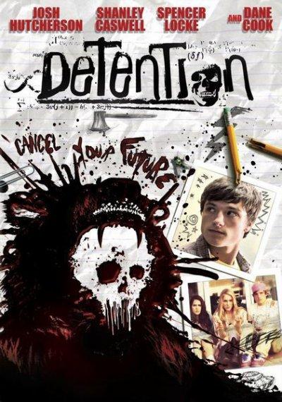 DETENTION (2011) de JOSEPH KAHN