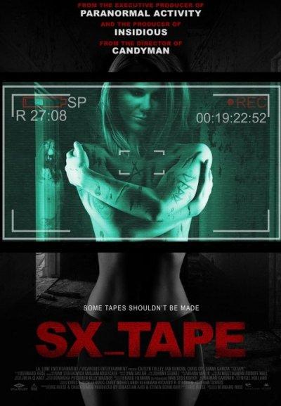 SX TAPE (2014) de BERNARD ROSE