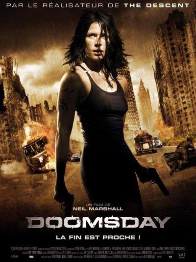 DOOMSDAY (2008) de Neil Marshall