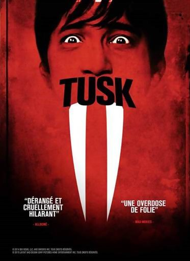 TUSK (2014) de Kevin Smith