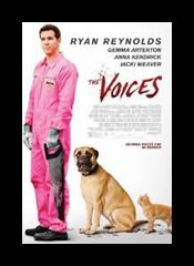 THE VOICES (2014) de Marjane Satrapi