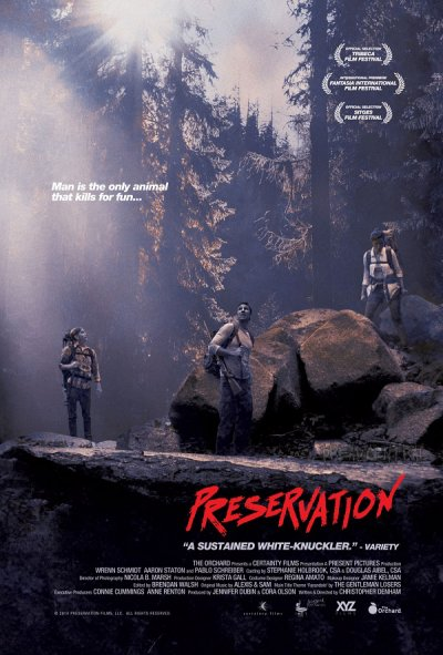 PRESERVATION (2014) de Christopher Denham