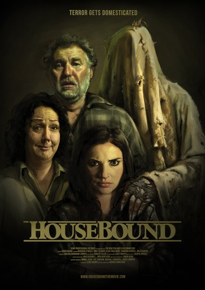 HOUSEBOUND (2014) de Gerard Johnstone