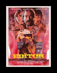 THE EDITOR (2014) de Adam Brooks et Matthew Kennedy