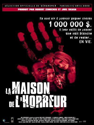LA MAISON DE L'HORREUR (1999) de William Malone
