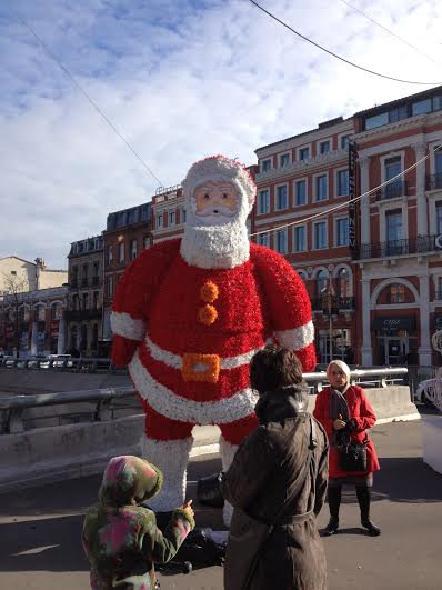 Déplacement à Toulouse le 7 décembre 2014
