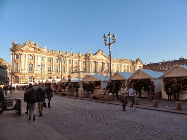 Déplacement à Toulouse le 7 décembre 2014 ... suite...
