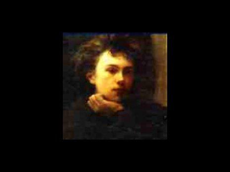""""""" le poète """" texte de Yves Lesaffre."""
