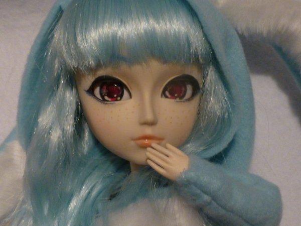 Séance photo 09 : Création et arrivée de Kaoru