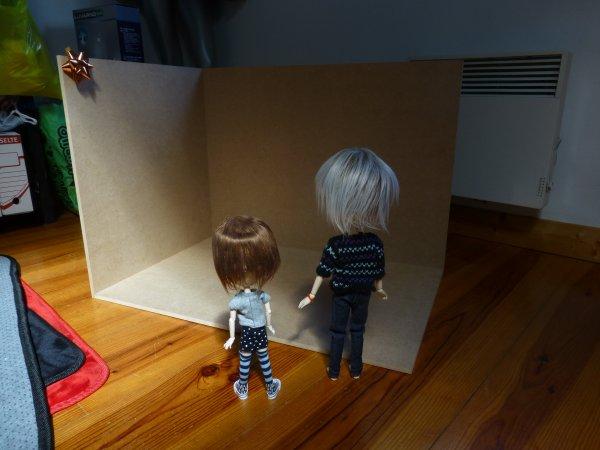 Séance photo 10 : Cadeau  d'anniversaire de Hayato et Shiro