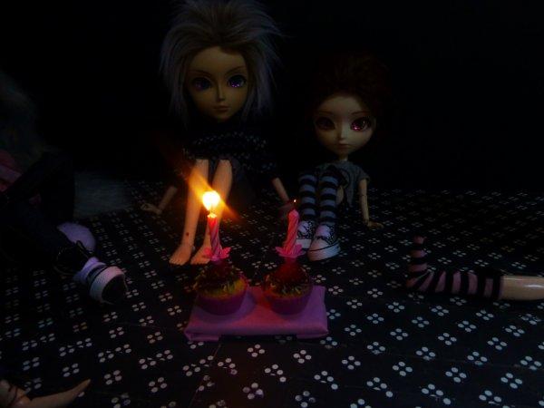 Séance photo 12 : Anniversaire de Shiro & Hayato + cadeau d'anniversaire décoré :p (suite)