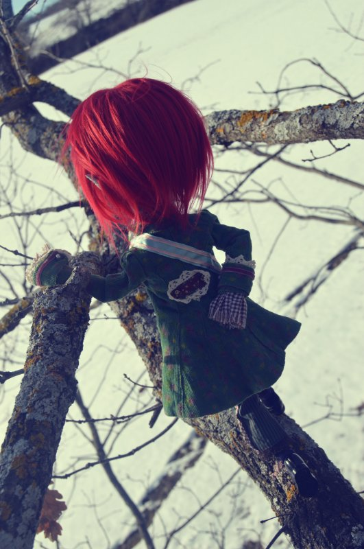 SP 19: A Demon in the cold ♦