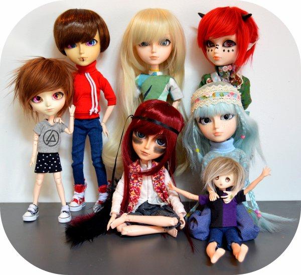 ♦ Fumi's Family ♦