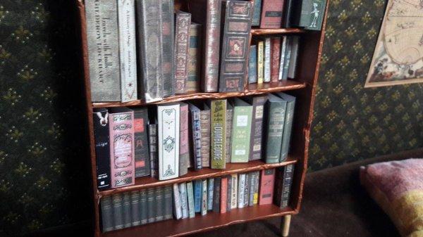 Création 01: Bibliothèque