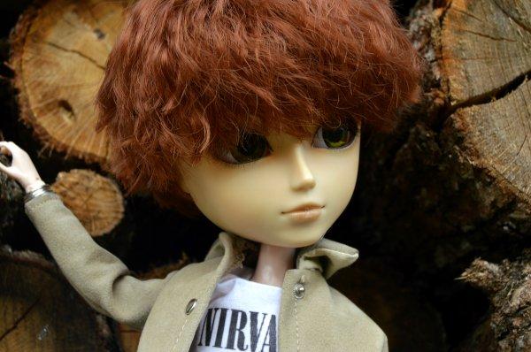 Nouvelle wig pour Hayato!