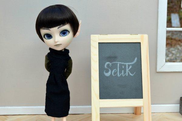 Le petit nouveau: Selik!