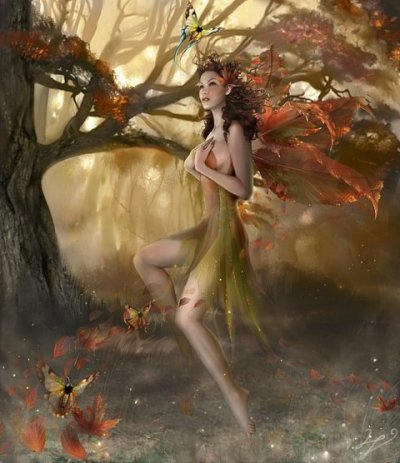 mythologie grecque  les nymphes